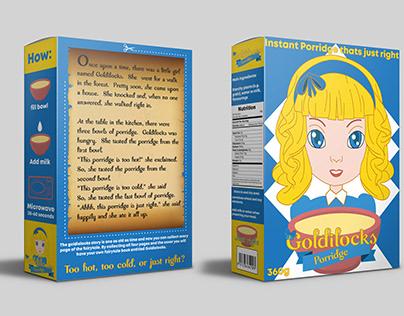 Goldilocks porridge