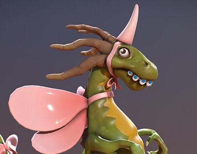 Unicorn - VR Sculpting