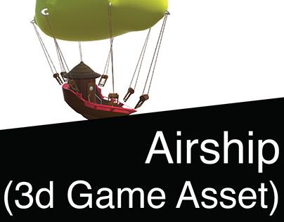 Airship (Game Asset)