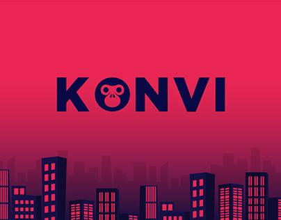 Konvi™ - Know where to go.