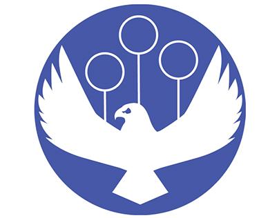 Logo/Branding for BlueHawk Quidditch Supplies