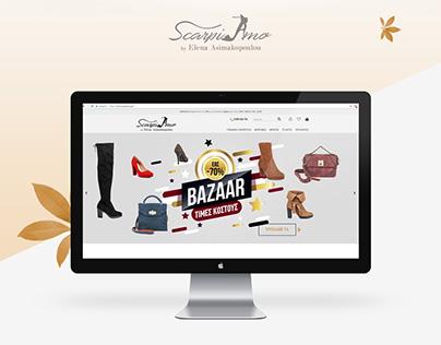 Scarpiamo Website