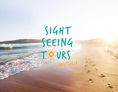 Sightseeing Tours Australia –Website & Branding