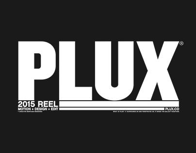 PLUX 2015 REEL