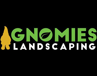 Gnomies Landscaping Website & Logo Design