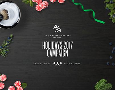 TAoS Holidays 360º Campaign + BTS Video
