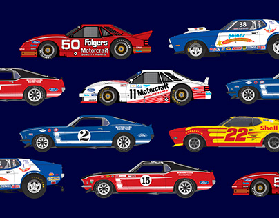 Mustang Collection Racing