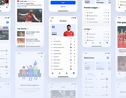 Football App for Fans