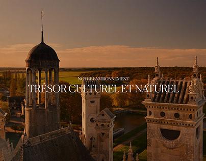 Relais de Chambord. Legado renacentista...