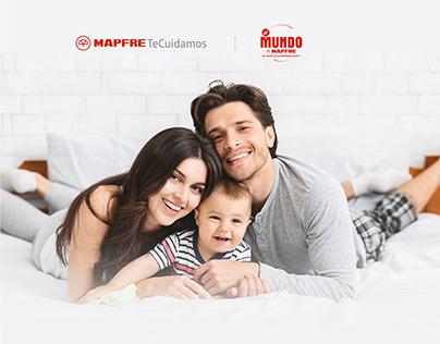 Te cuidamos - Mapfre