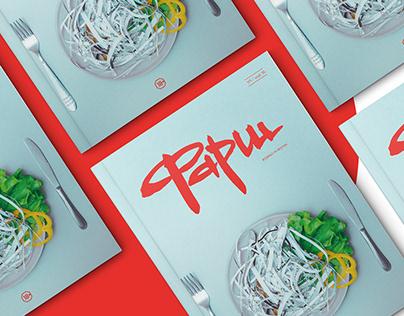 FARSCH Magazine // Editorial Design