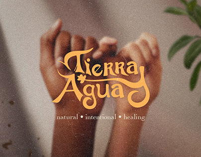 Tierra y Agua Branding