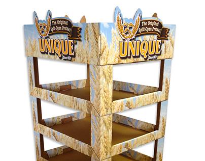 Unique Pedestal Display