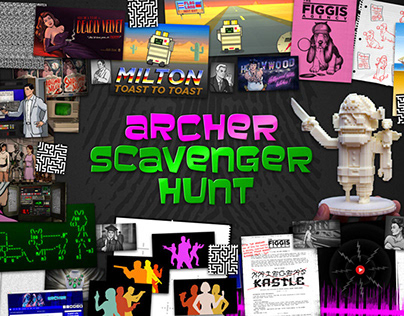 Archer Scavenger Hunt 2016