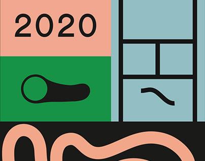 Generación 2020 · La casa encendida