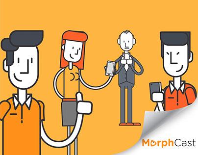 MorpCast - Explainer Video Animation