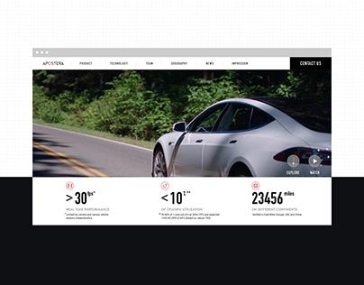 Software Platform for Automotive Industry