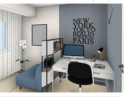 Ceren'nin Çalışma Odası