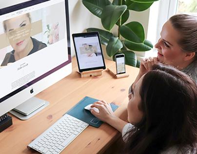 BeYOUtify: Website Design