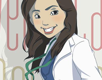 Veronica (Illustration)