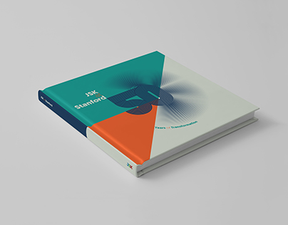 JSK Fellowship at 50: Book + Event Branding