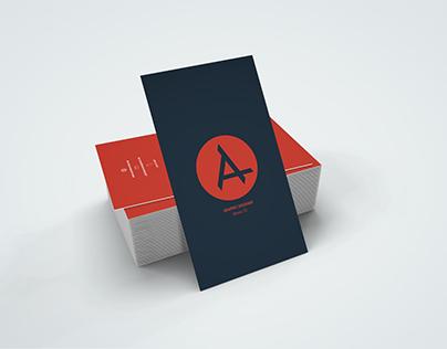 Personal Business Cards - www.ashtonraylewis.com