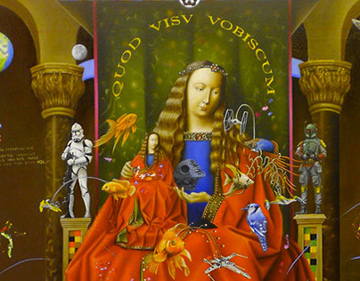 Madonna Imperial Pop