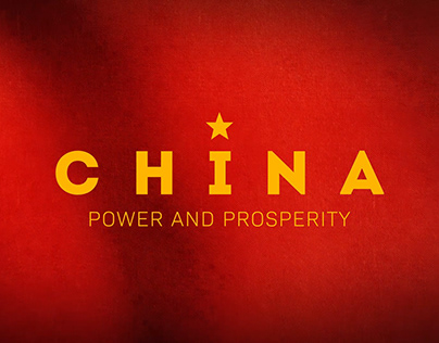 China - Power and Prosperity - Series Title