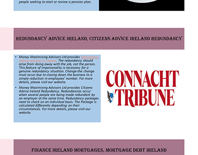 Employers Pension Obligations Ireland