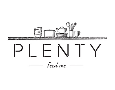 Plenty - Logo Design and Identity