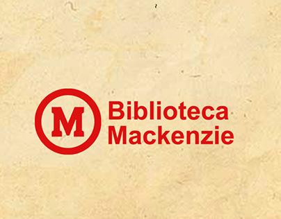 Biblioteca Mackenzie, conhecer é digital.