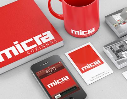 Merchandising Cozinhas Micra