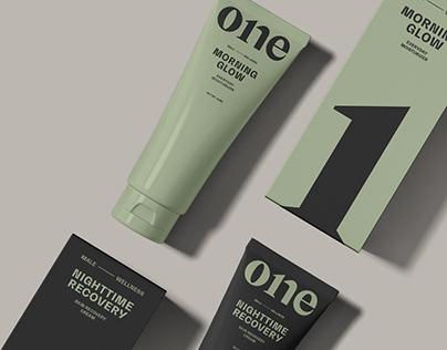 O1NE - Visual Identity
