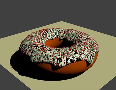 3 Dimensional Donuts