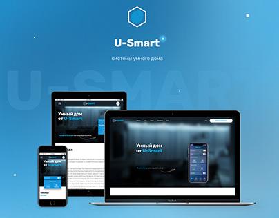 U-Smart - Smart house systems