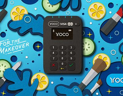 Yoco - Social Media Concept