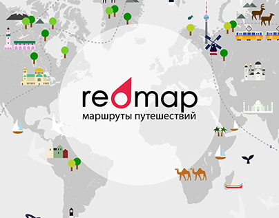 Maps for the Redmap
