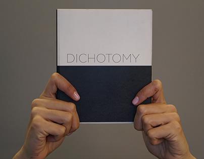 Emre Ezelli / Dichotomy Artist Book Design