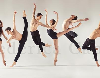 Dancers In Studio - Napoli, February, 2015