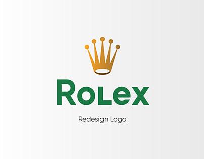 Rolex Logo Redisign