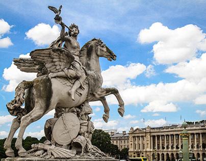 Sculpture Paris 2018