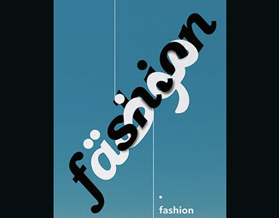 LAU Fashion Program Teaser Poster