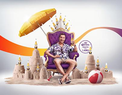 Banco Ripley busca reyes para llevarse estas Coronas