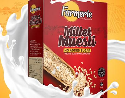 Farmerie _ Millet Muesli Pack