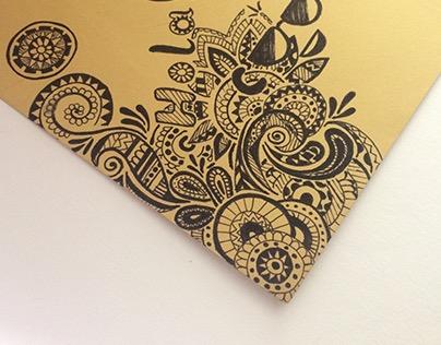 Doodles and Mandala Art