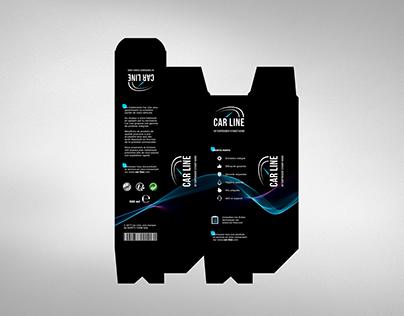 Packaging produits de nettoyage pour voiture