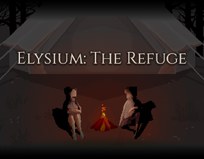 Elysium: The Refuge - Game Art