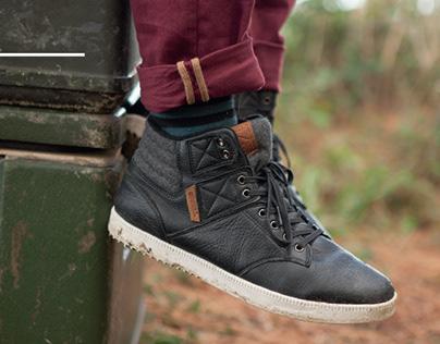 O'NEILL EUROPE FOOTWEAR DESIGN