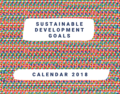 Sustainable Development Goals   2018 Calendar