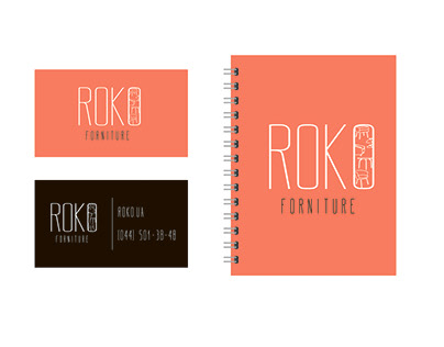 LOGO FOR COMPANY ROKO